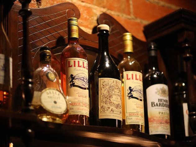Bottles (Photograph: Graham Denholm)