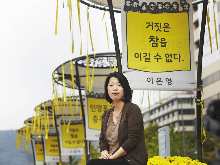 Q&A: 다큐멘터리 감독 김진열