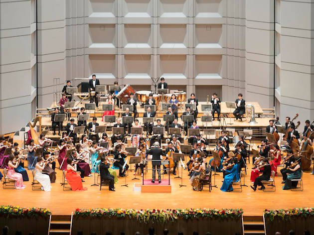 Tokyo Philharmonic New Year Concert 2018
