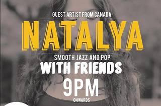 Natalya: Curve Tapas Bar