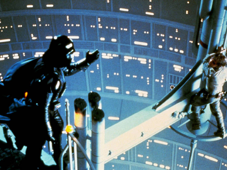 """""""I am your father."""""""