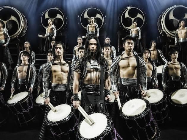 Drum Tao: Hyakkaryokan Hanabi
