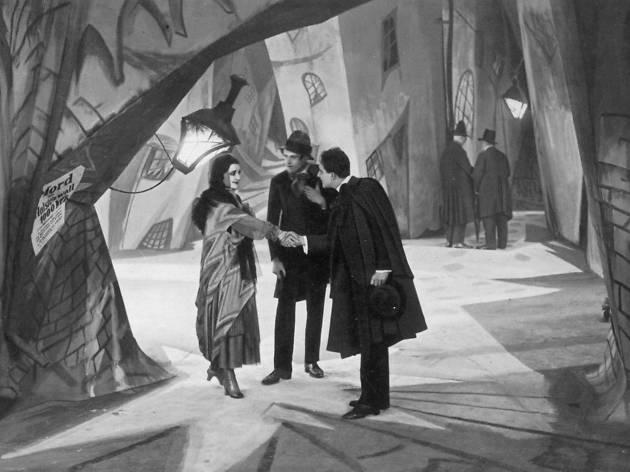 La caída de la casa Usher y El gabinete del Dr. Caligari musicalizadas en vivo