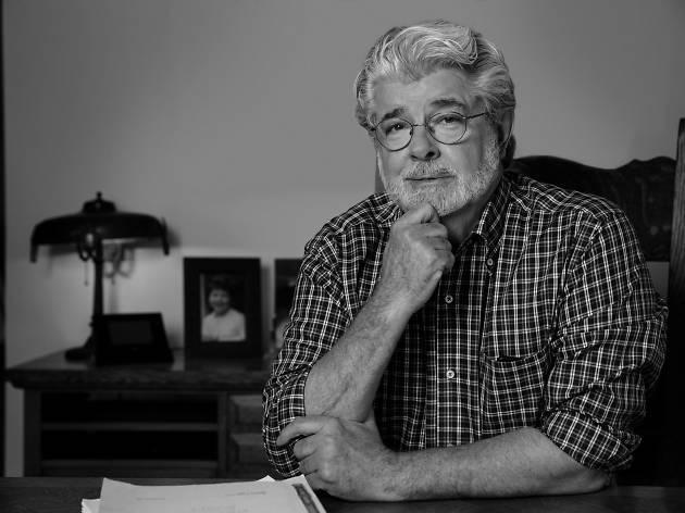 George Lucas y el mundo del cine fantástico