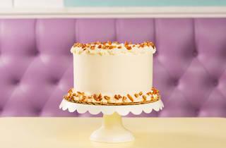Sweet Mandy B's, carrot cake,