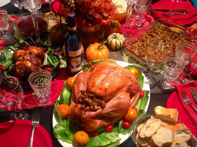 How Time Out Chicago celebrated Thanksgiving