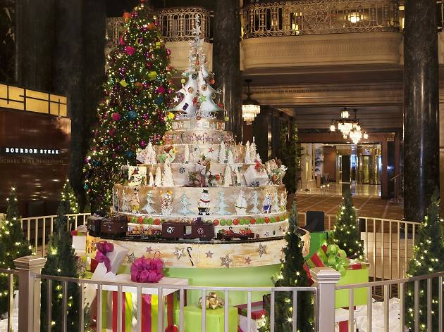 Sugar City, one of the best holiday events in San Francisco