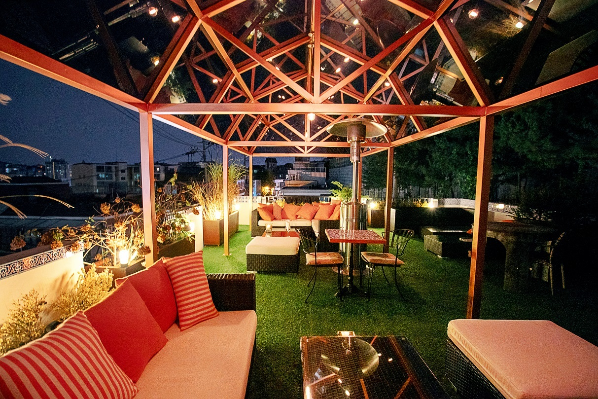 The Best Rooftop Bars In Seoul
