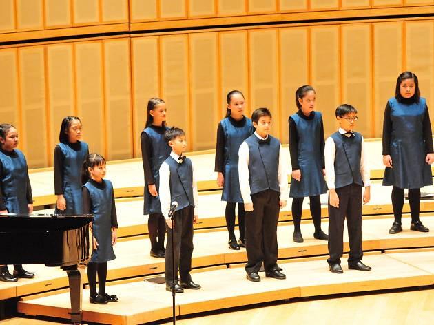 Winter Wonderland - Singapore Lyric Opera Children's Choir in Concert