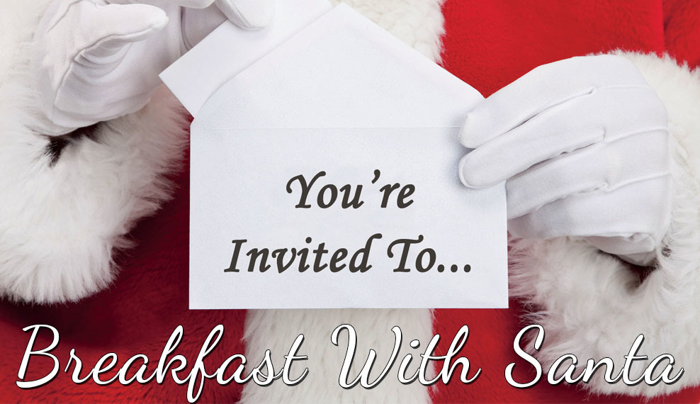 Have breakfast with Santa at Winnetka Community House