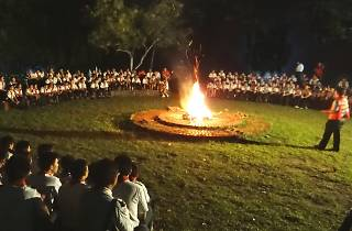Campfire Sing-along with The Singapore Scout Association
