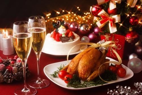 A feast for Christmas