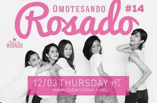 Omotesando ROSADO#14 @ARC