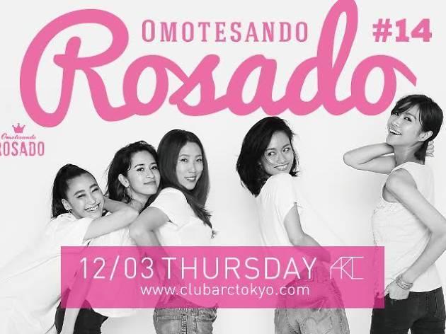 Omotesando Rosado #14