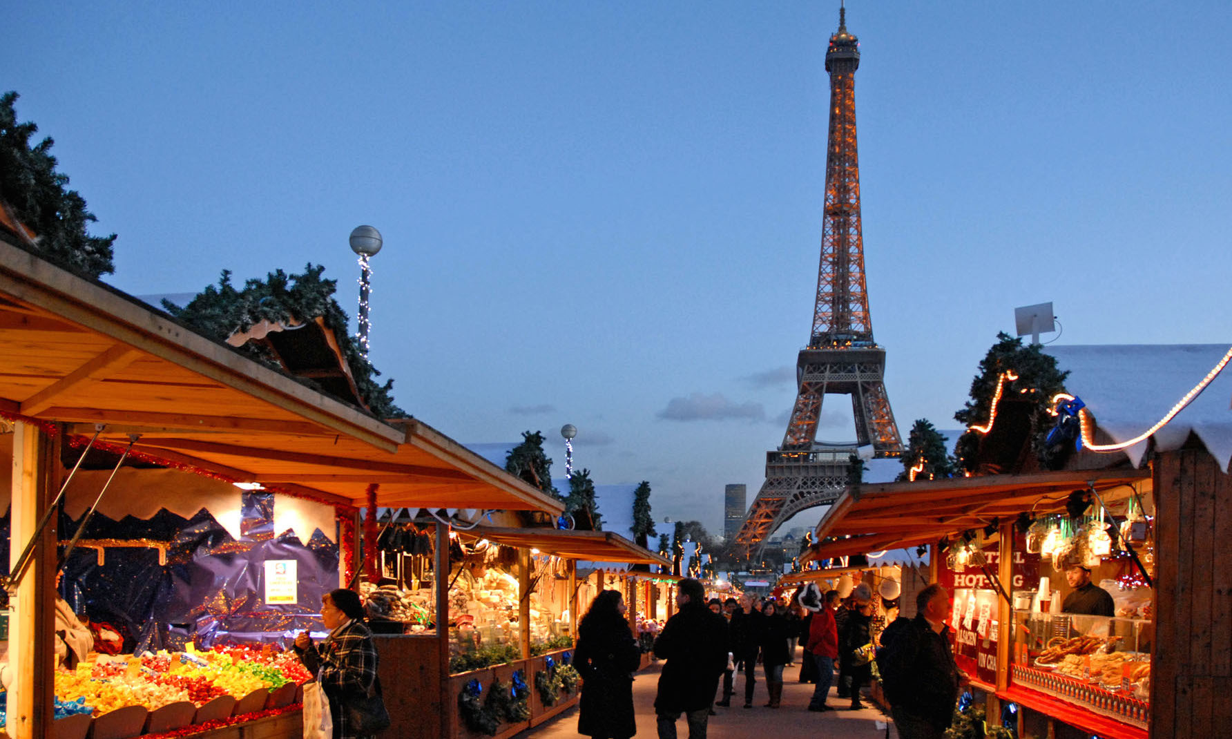 Christmas Paris France.Christmas Markets In Paris Shopping Time Out Paris