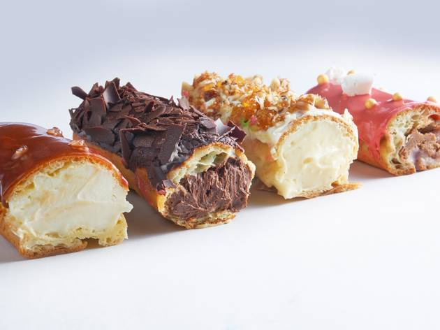 Art Cacao eclairs
