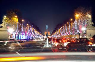 Village de Noël des Champs Élysées 2015