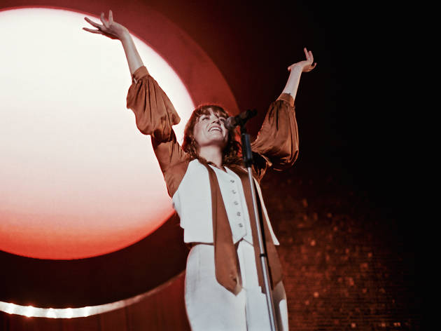 British Summer Time: Florence + The Machine