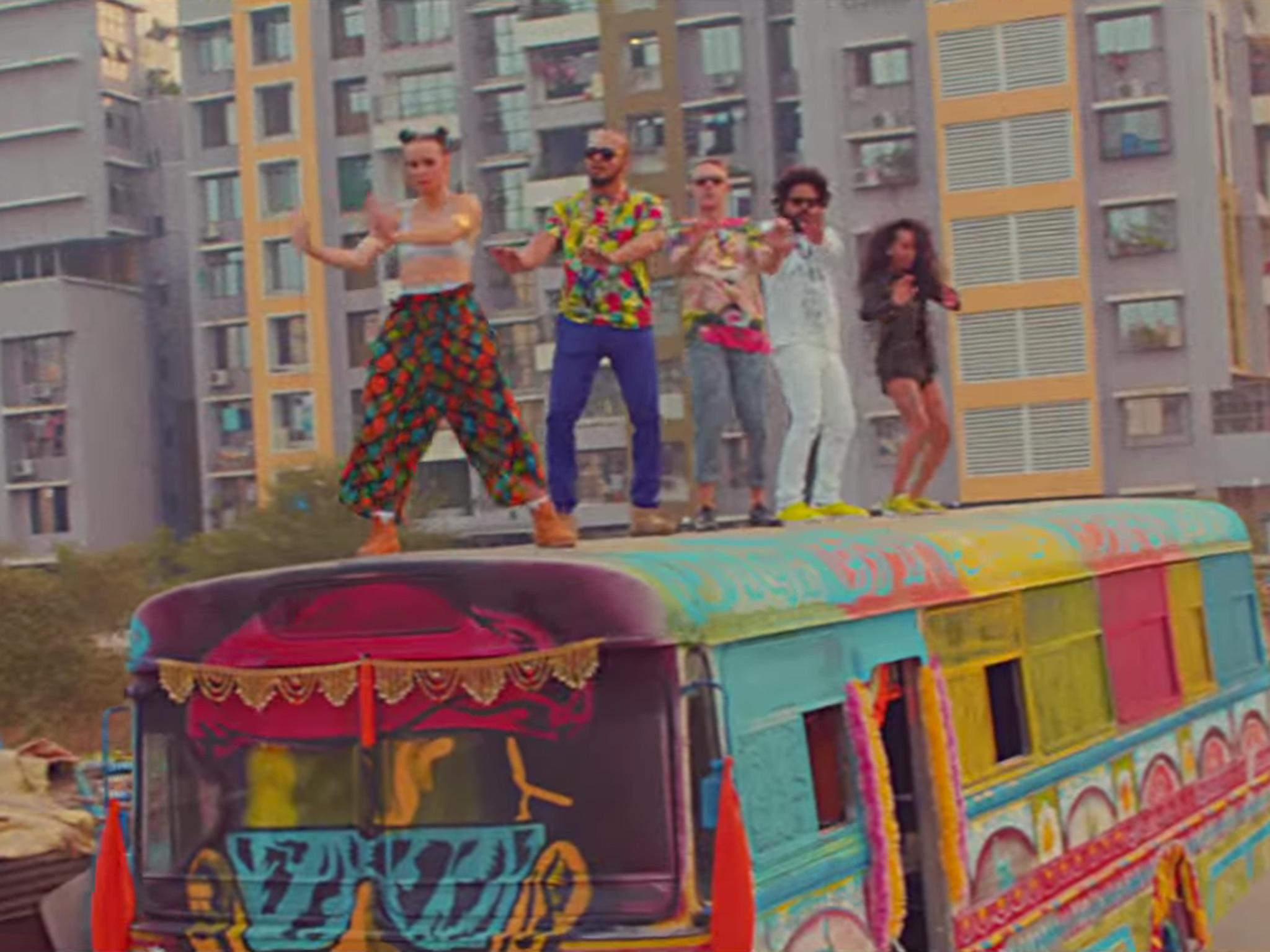 Major Lazer + DJ Snake feat. MØ