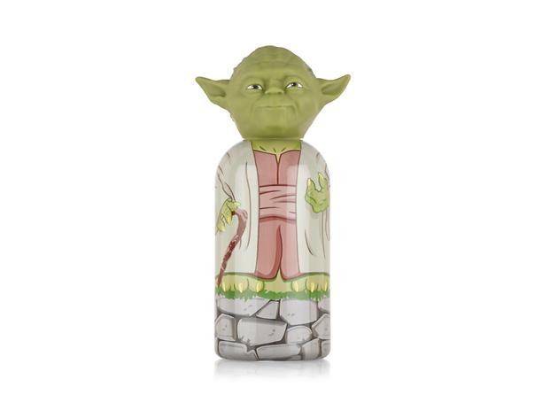 Star Wars style: Yoda bath foam by Marks and Spencer