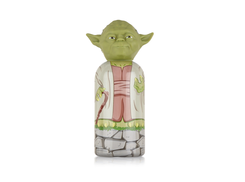 Star Wars style: Yoda bath foam by Marks and Spencer