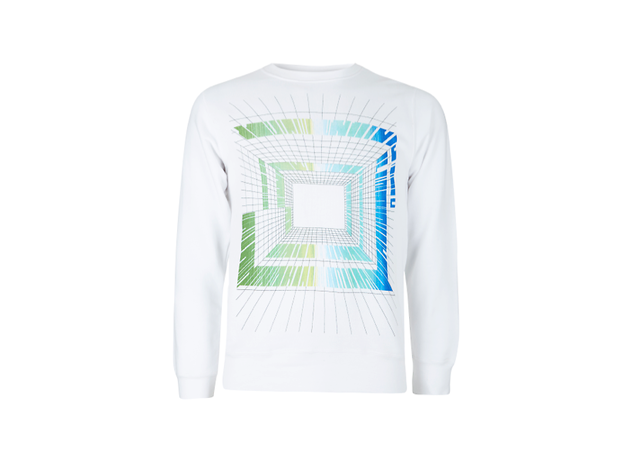 Star Wars style: sweater by Peter Pilotto at Selfridges