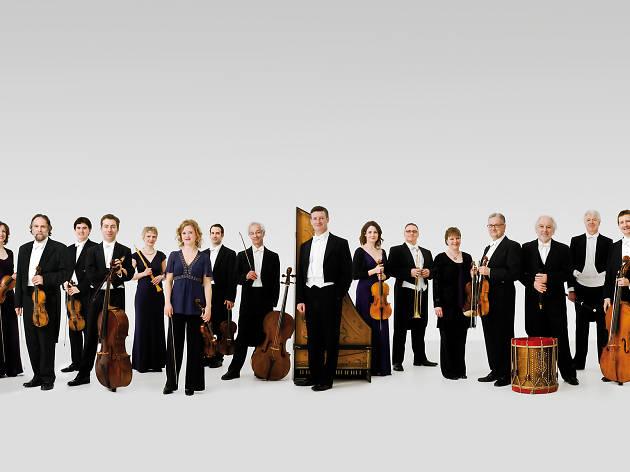 The English Concert: Burnett's Grand Tour