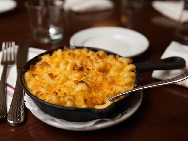 Pitmaster Mac 'n Cheese at Chicago q, $12