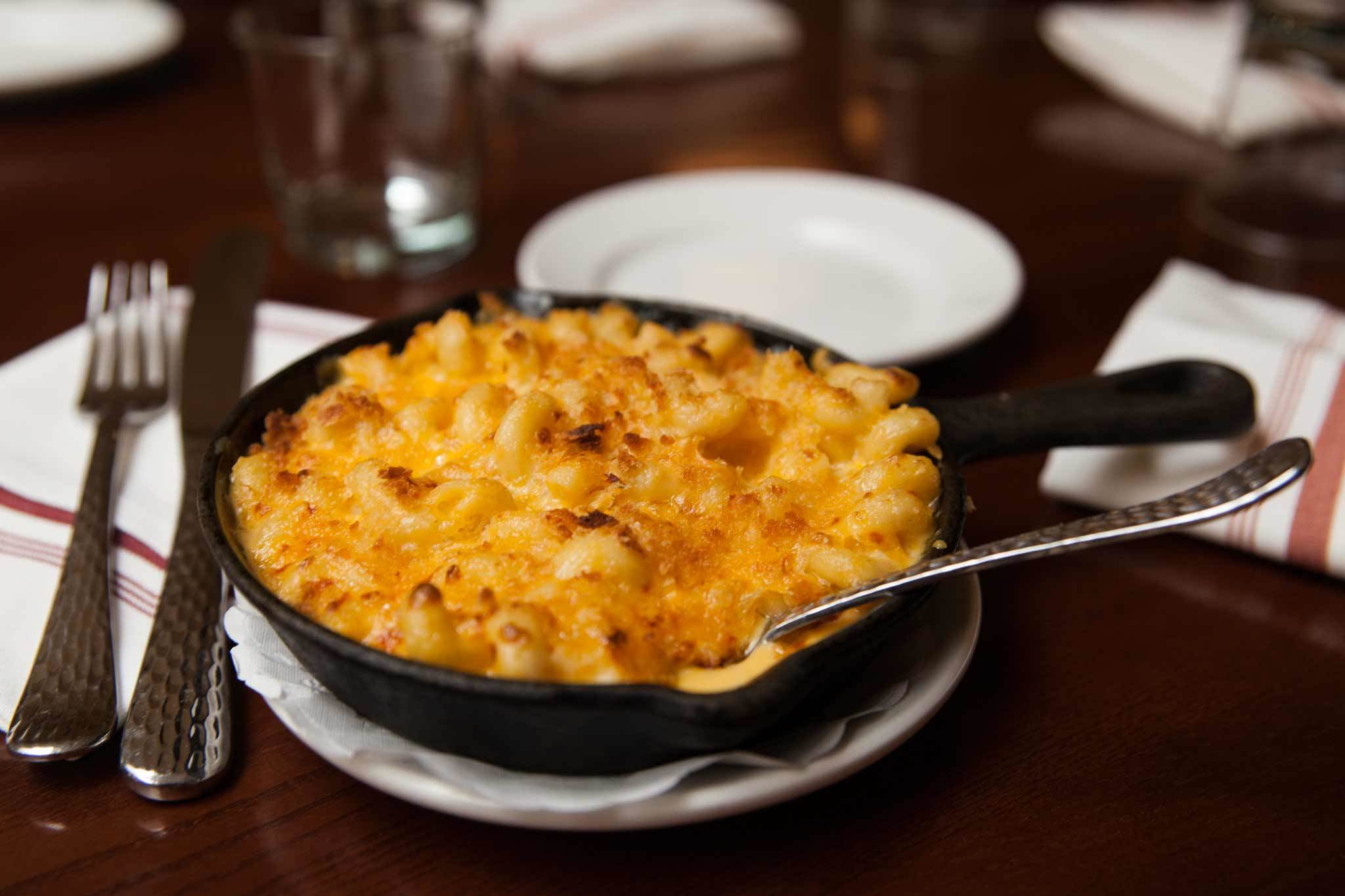 mac and cheese restaurant