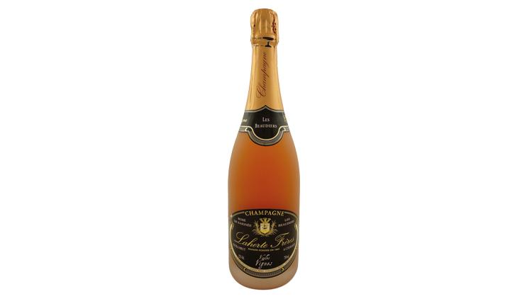 NV Laherte Frères Champagne Extra-Brut Rosé de Saignée Les Beaudiers, $99 at KOT Selections