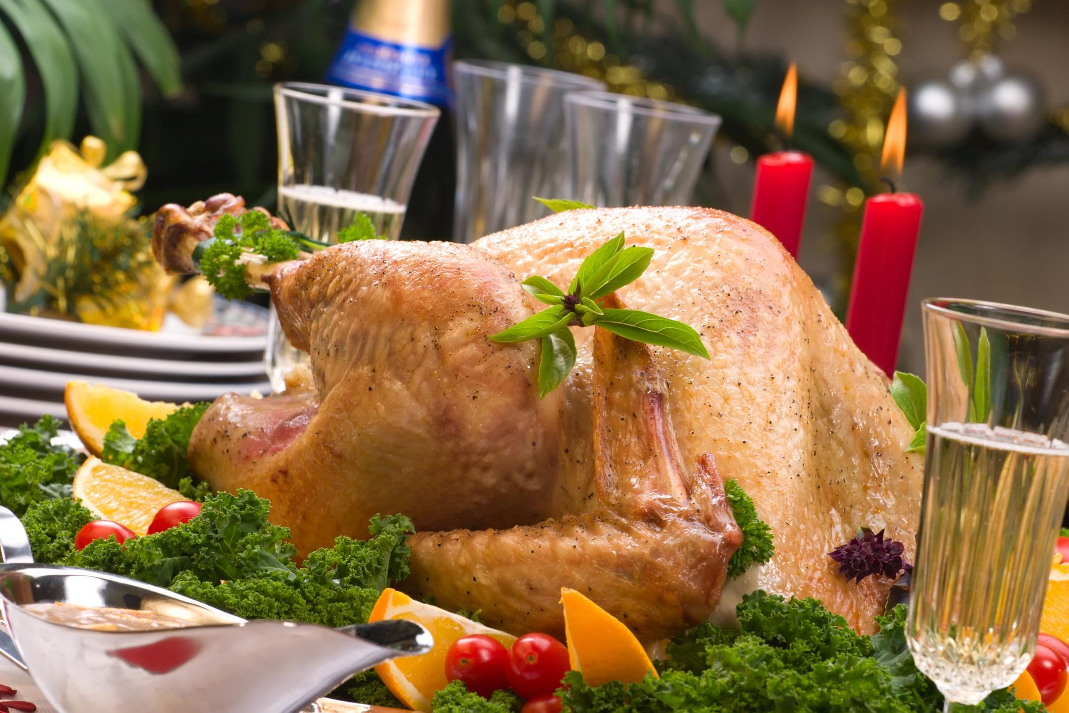 Where to buy Christmas turkeys