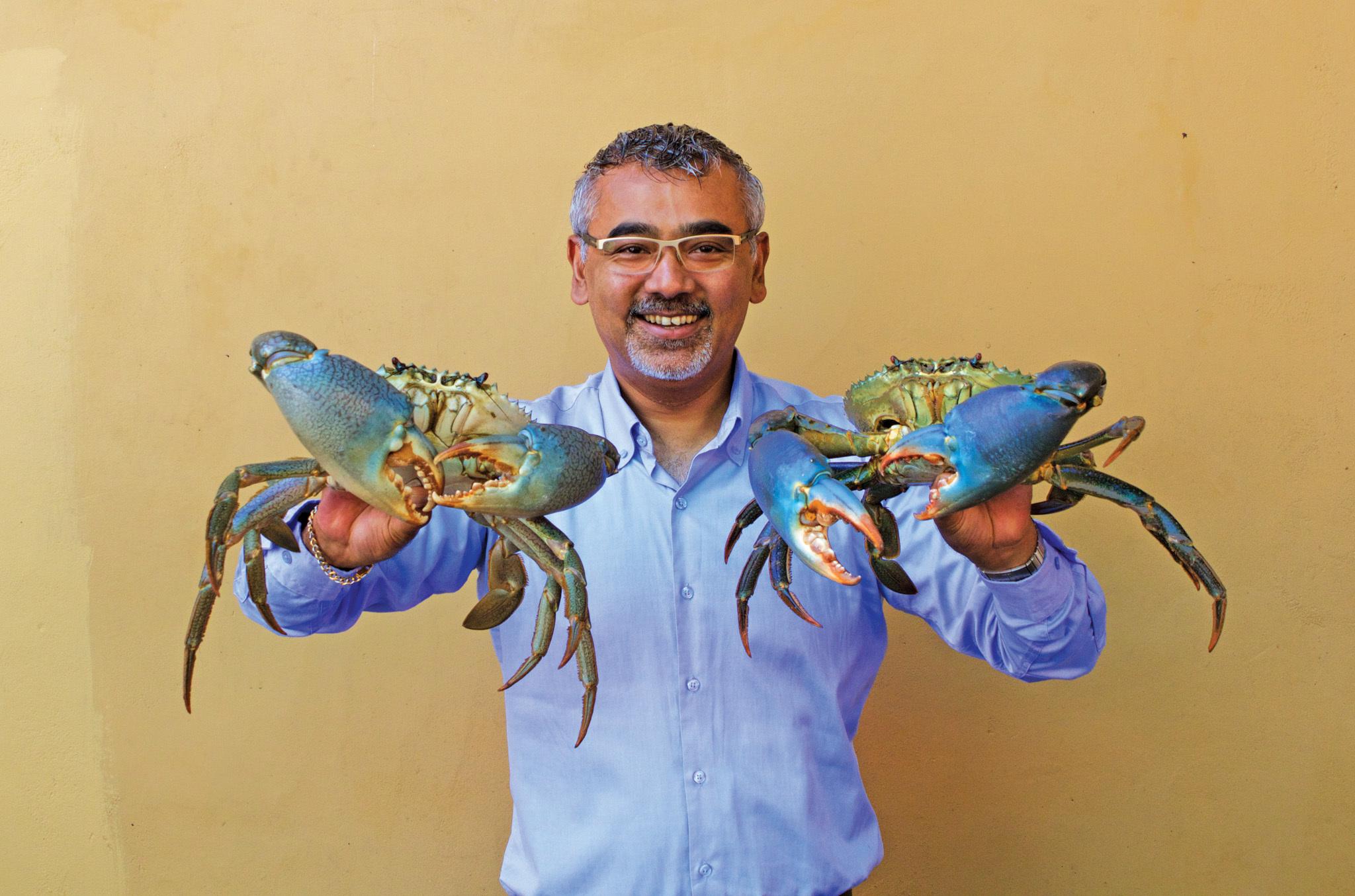 Sri Lankan crab – know em'