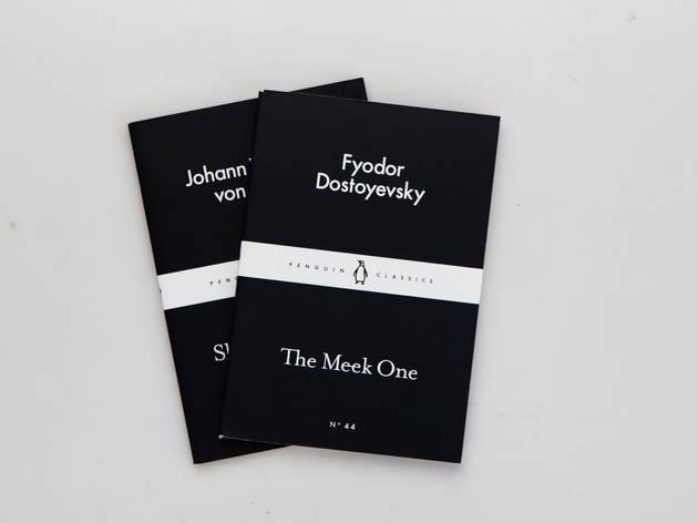 Penguin Books Little Classics