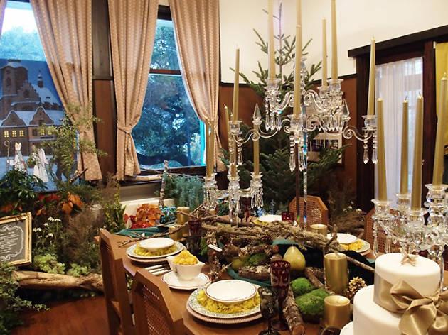 横浜山手西洋館 世界のクリスマス 2015