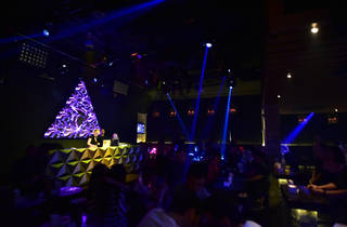 New Year's Eve countdown party at AVALON Club Lounge