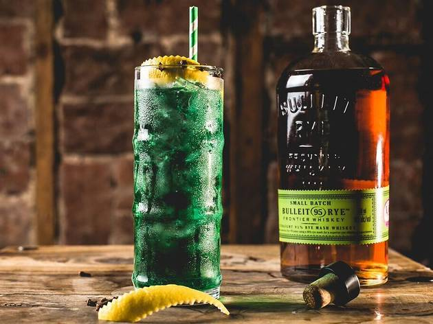 Five great cocktails from the UK's first rotational concept bar