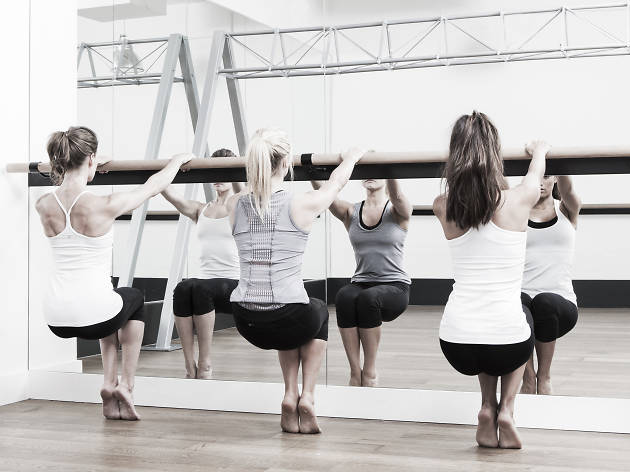 The best barre fitness classes in London: Heartcore