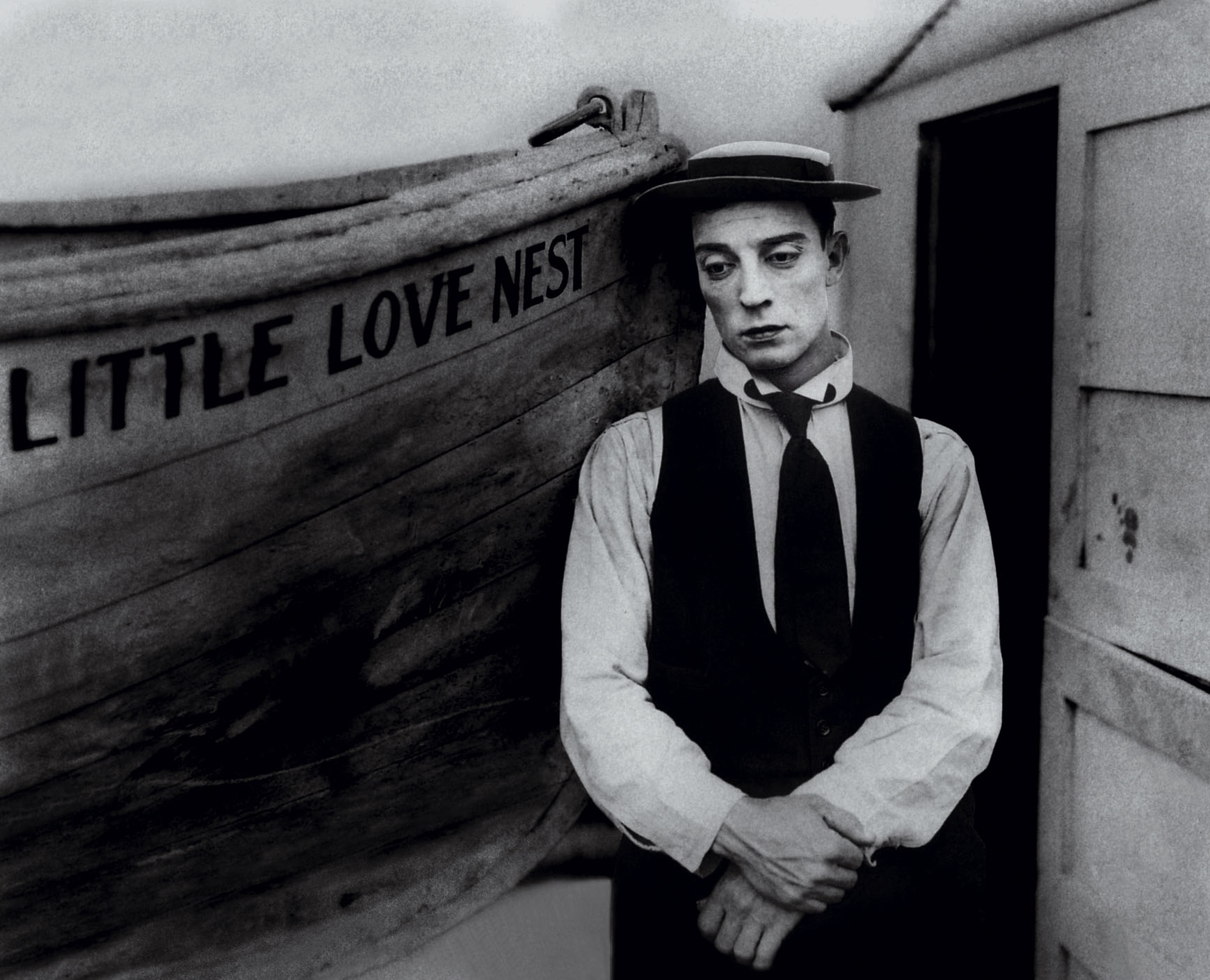 Vintage movie buster 15