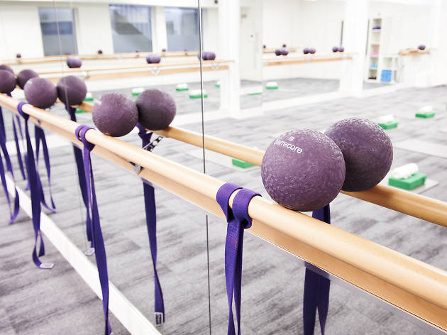 The best barre fitness classes in London: Barrecore