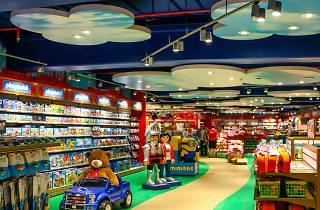 Abre en México la juguetería Hamleys