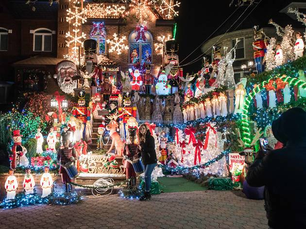 Dyker Heights Holiday Lights