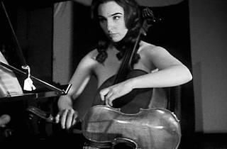 Charlotte Moorman