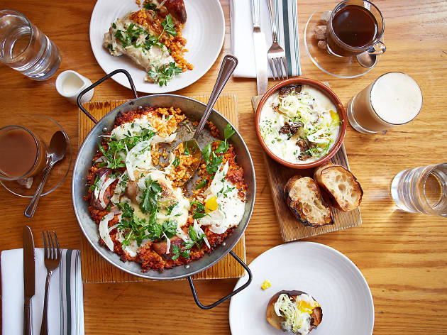 Chicago's top 20 brunch restaurants