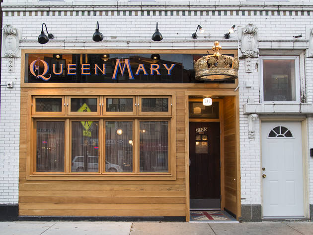 Queen Mary Tavern