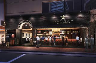 GRANDE POLAIRE WINEBAR TOKYO