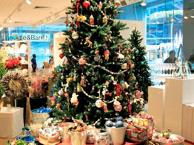 crate barrel - Best Place To Buy Christmas Decorations
