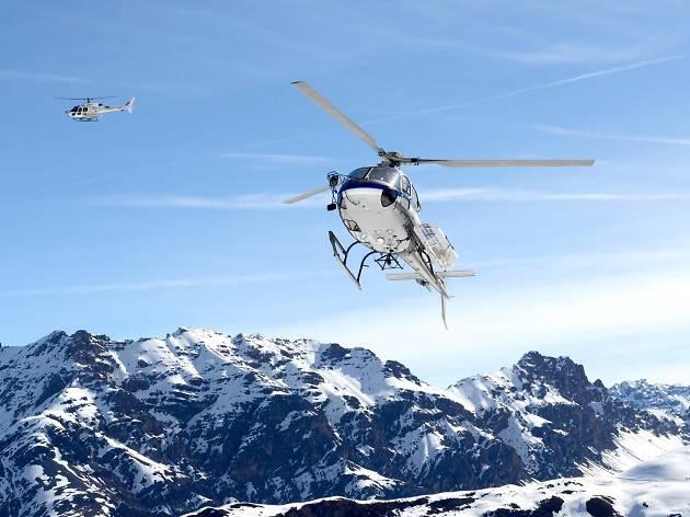 Heliski, Helitaxi and Panoramic Flights