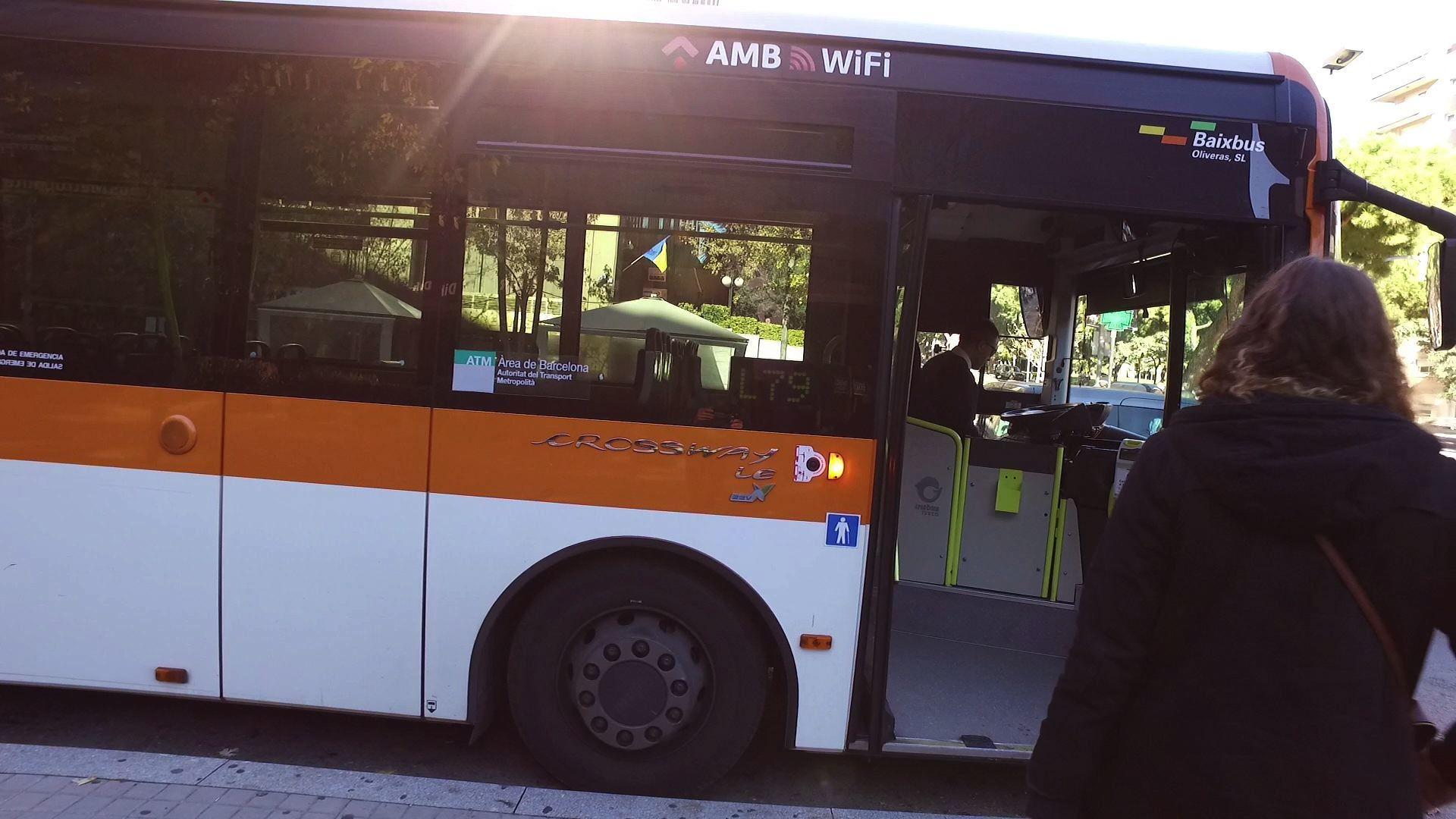 Autobús Bus AMB