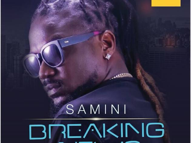 Samini: Breaking News Album Launch
