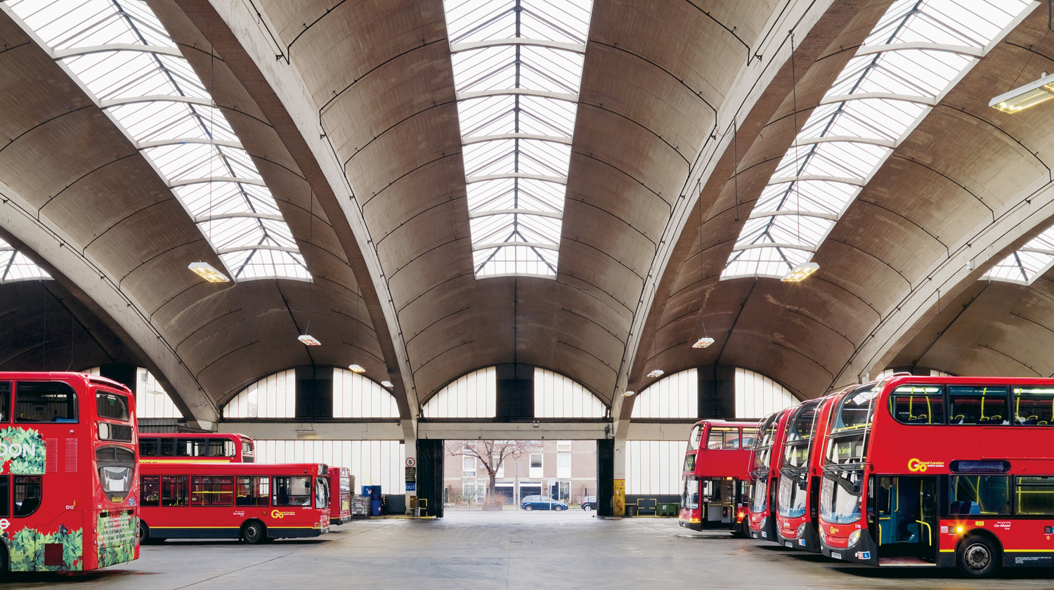 Ten really boring but inexplicably beautiful London buildings